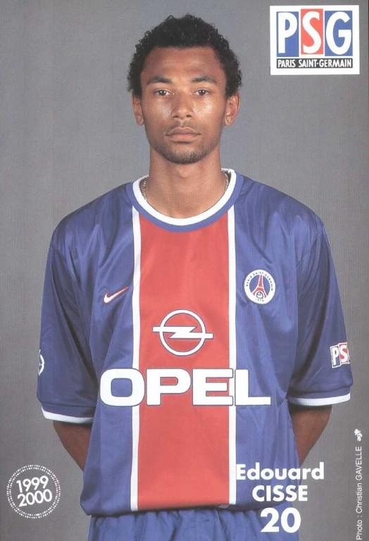 CISSE Edouard  99-00