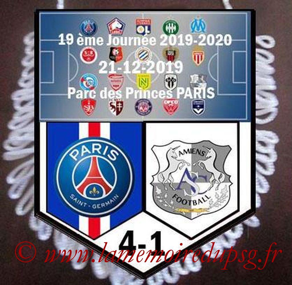 2019-12-21  PSG-Amiens (19ème L1)