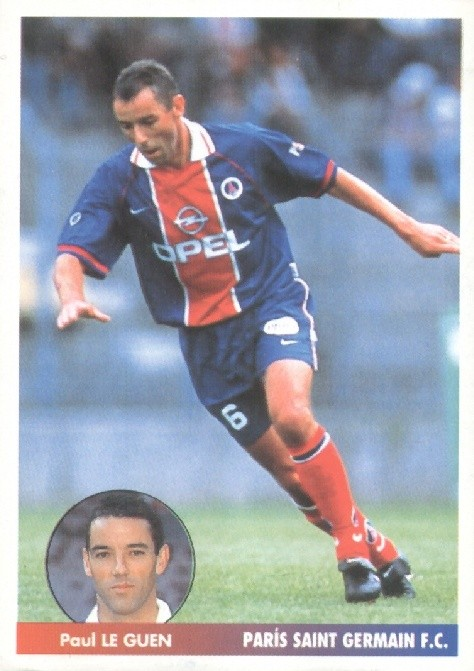 N° 200 - Paul LE GUEN (Recto)