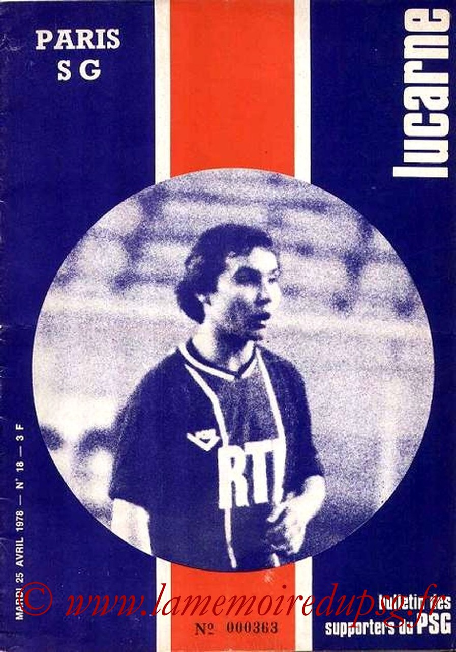 1978-04-25  PSG-Monaco (36ème D1, Lucarne N°18 (19)
