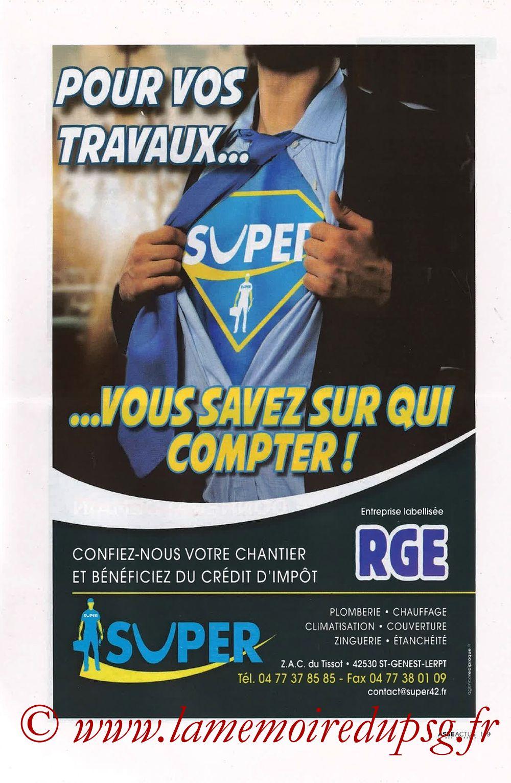 2018-04-06  Saint Etienne-PSG (32ème L1, ASSE Actus) - Page 09