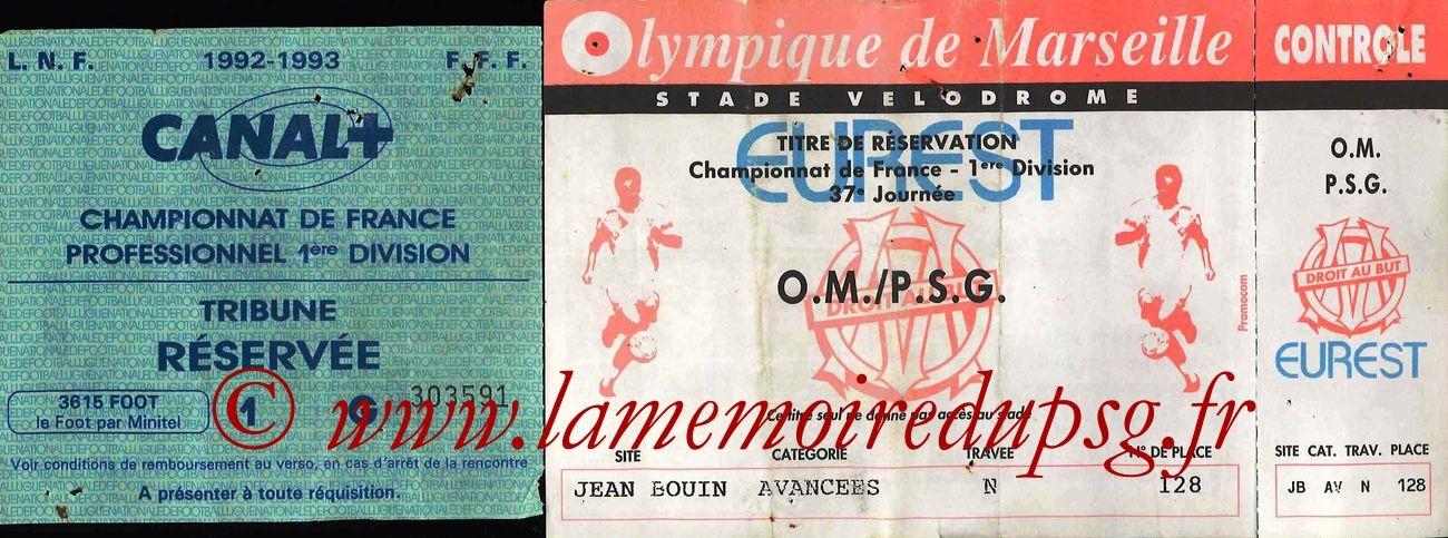 1993-05-29  Marseille-PSG (37ème D1)