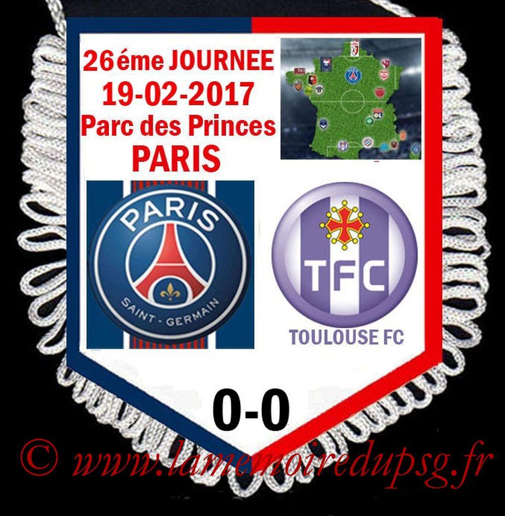 2017-02-19  PSG-Toulouse (26ème L1)