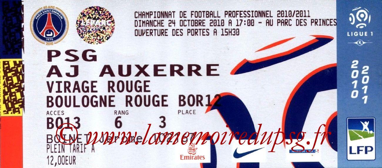 2010-10-24  PSG-Auxerre (10ème L1)