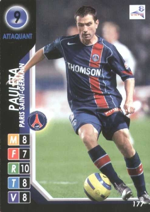 N° 177 - Pedro Miguel PAULETA