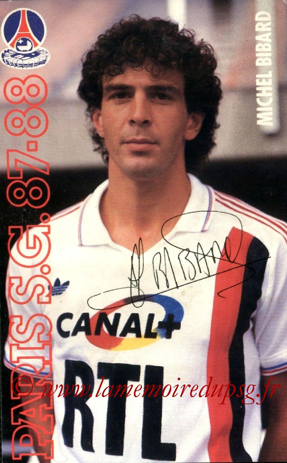 BIBARD Michel  87-88