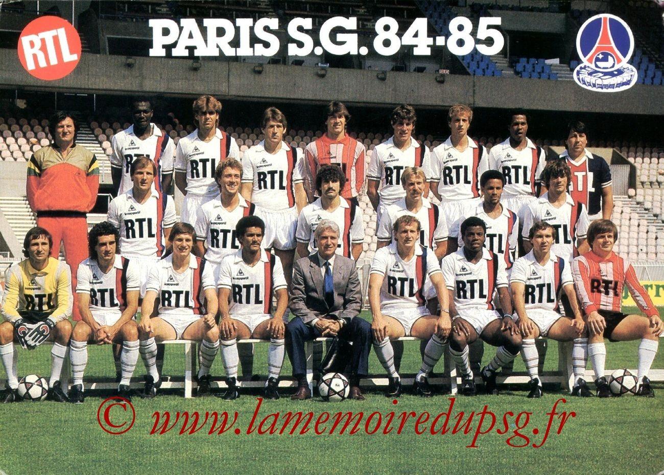 PSG  84-85