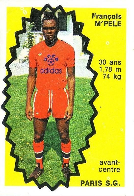 N° 215 - François M'PELE