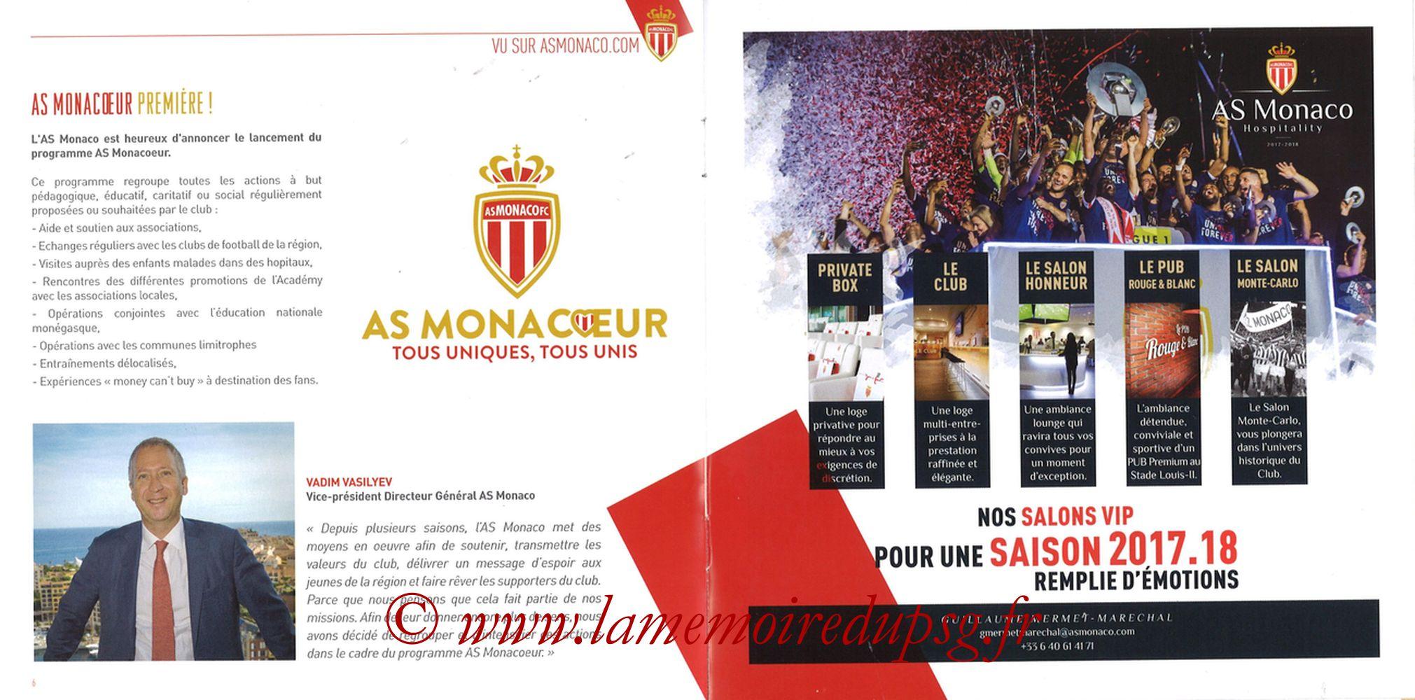 2017-11-26  Monaco-PSG (14ème L1, Match) - Pages 06 et 07