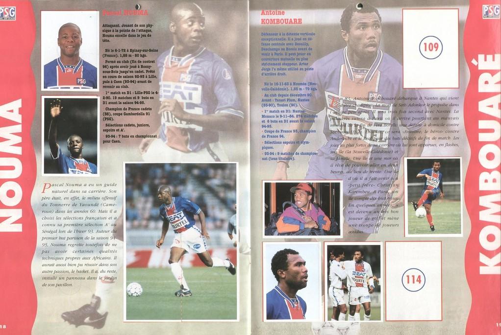Pages 18 et 19