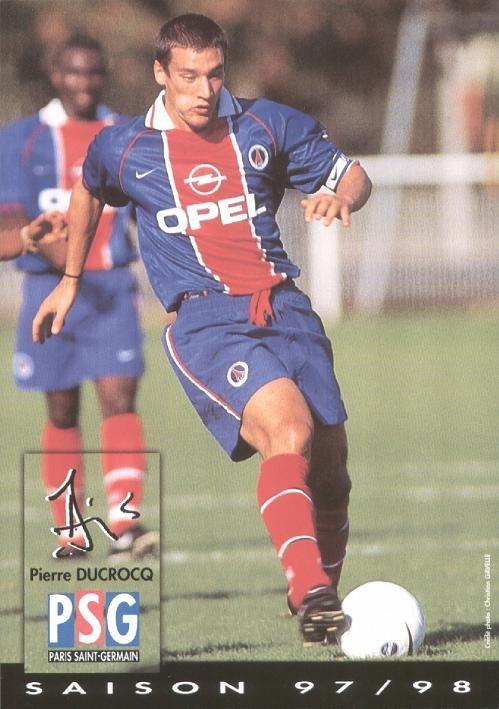 DUCROCQ Pierre  97-98