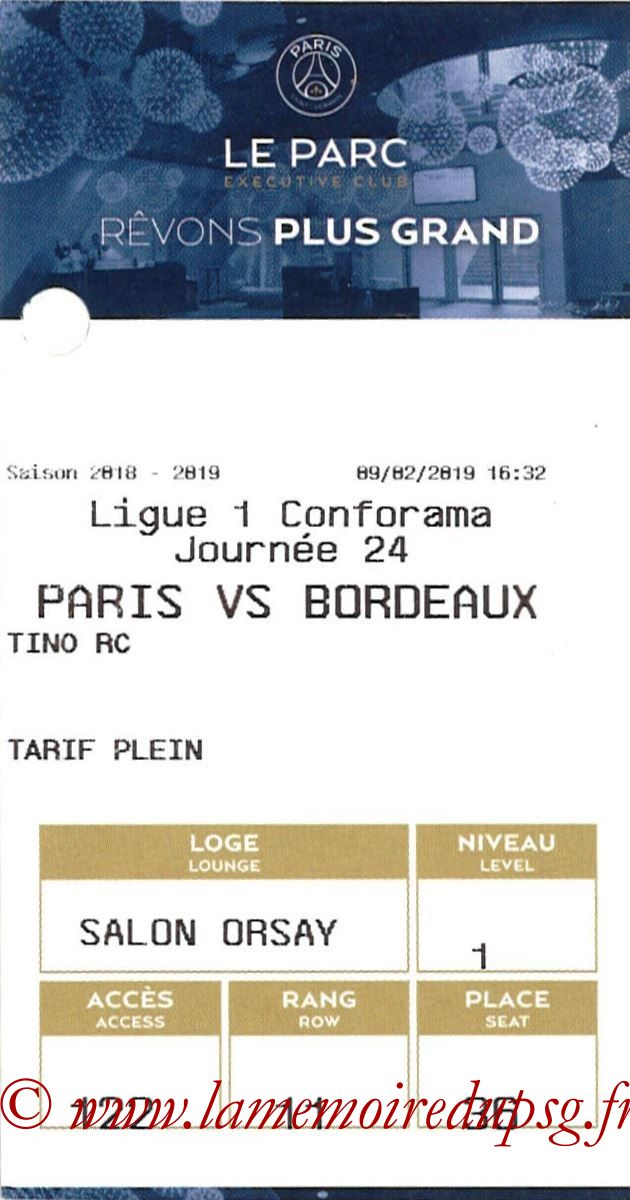 2019-02-09  PSG-Bordeaux (24ème L1, E-ticket Executive club)