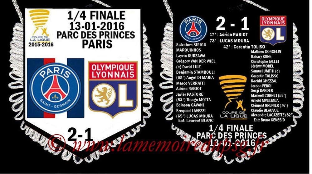 2016-01-13  PSG-Lyon (Quart CL)