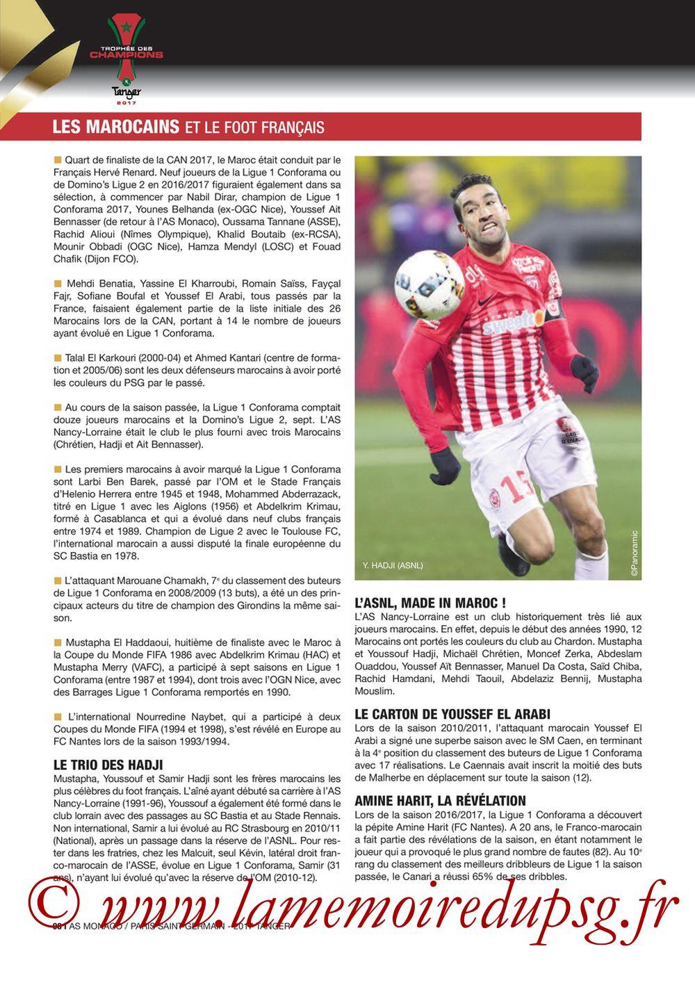 2017-07-29  Monaco-PSG (Trophée des Champions à Tanger, Dossier de Presse) - Page 08