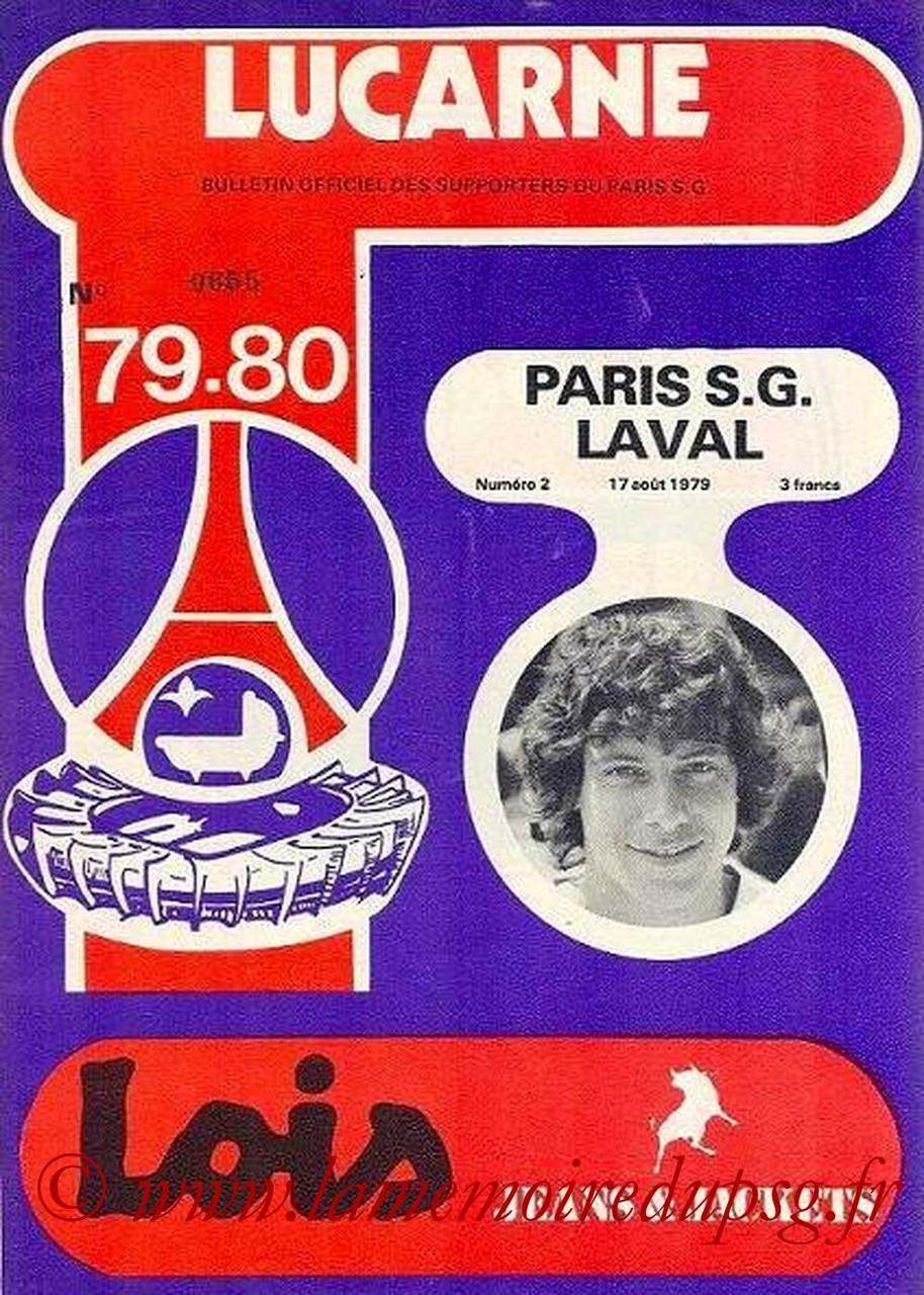 1979-08-17  PSG-Laval (4ème D1, Lucarne N°2)