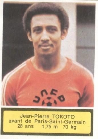 N° 222 - Jean-Pierre TOKOTO
