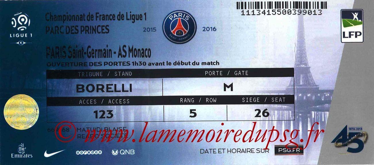 2016-03-20  PSG-Monaco (31ème L1 bis)
