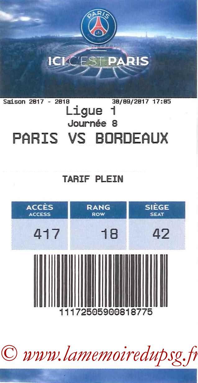 2017-09-30  PSG-Bordeaux (8ème L1, E-ticket 2)