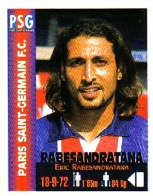 N° 262 - Eric RABESANDRATANA