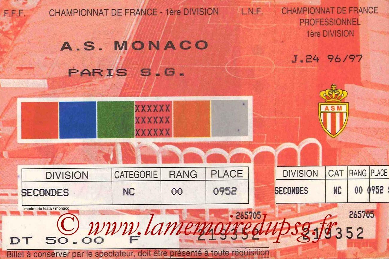1997-01-26  Monaco-PSG (24ème D1)