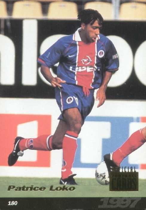 N° 180 - Patrice LOKO (Recto)