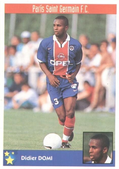 N° 197 - Didier DOMI (Recto)
