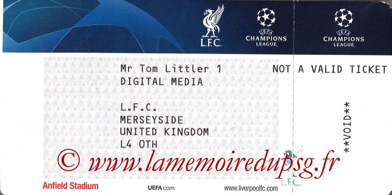 2018-09-18  Liverpool-PSG (1ère C1, Presse)