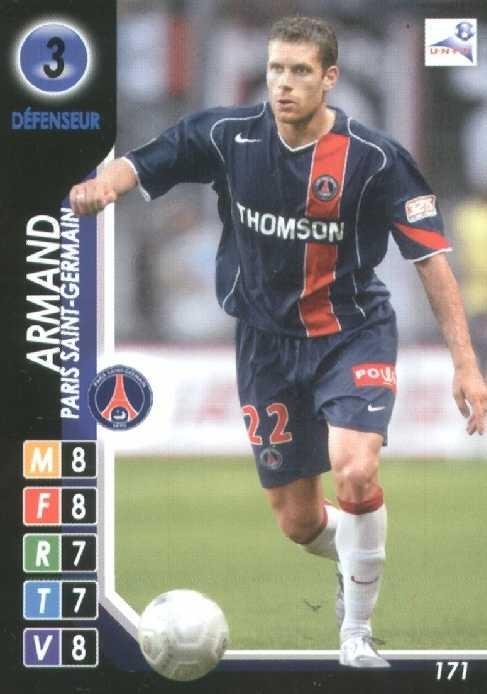 N° 171 - Sylvain ARMAND
