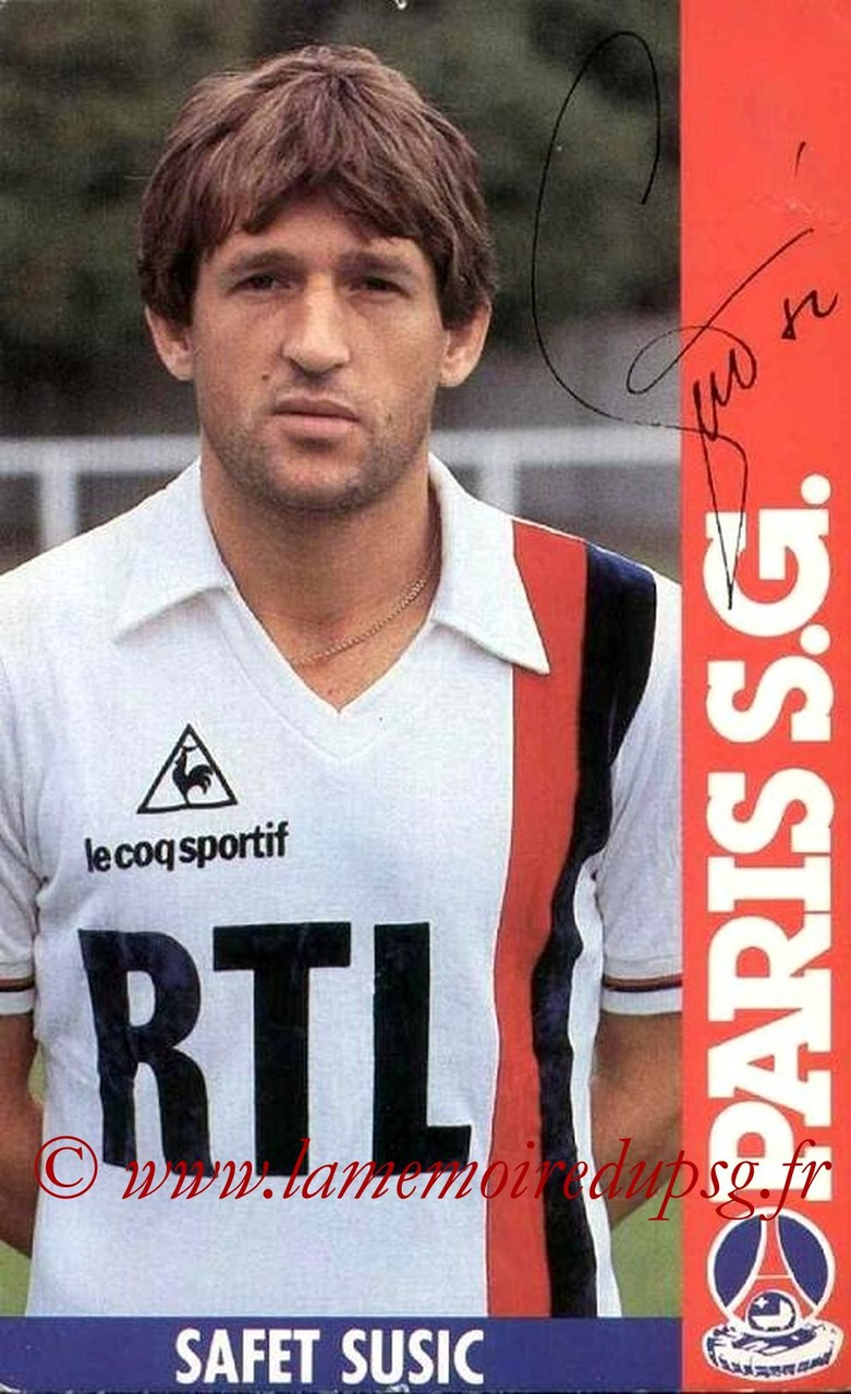 SUSIC Safet  84-85
