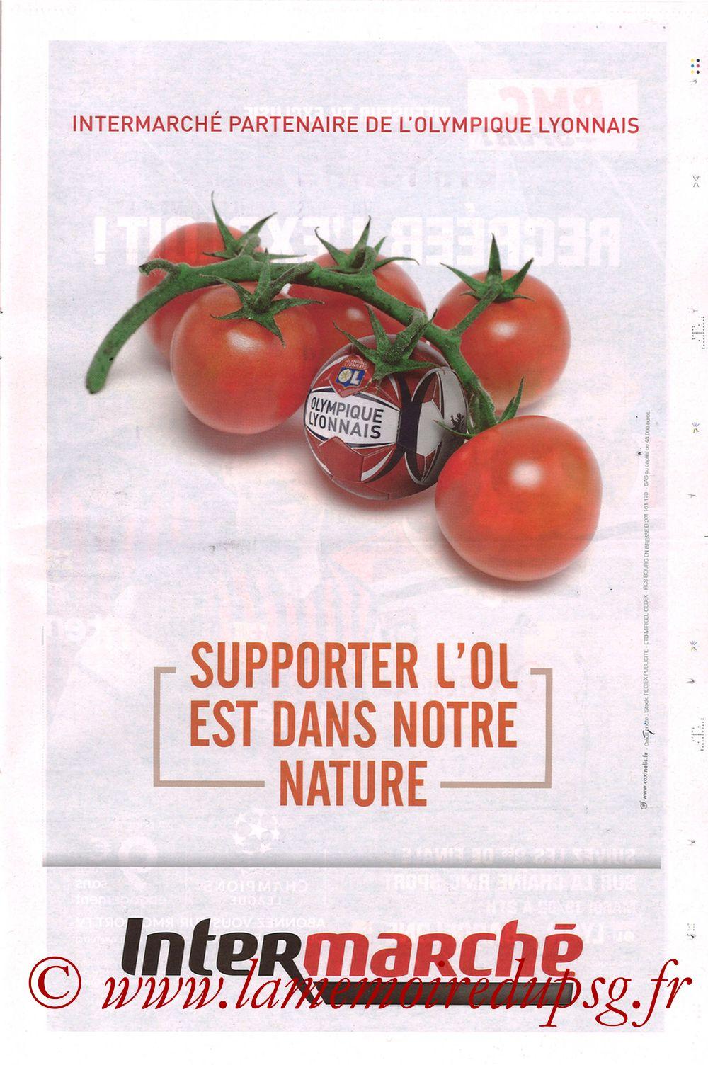 2019-02-03  Lyon-PSG (23ème L1, La Tribune OL N°270) - Page 19