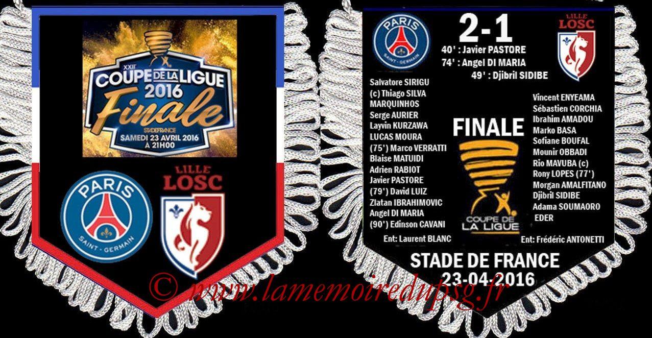2016-04-23  PSG-Lille (Finale CL 3)