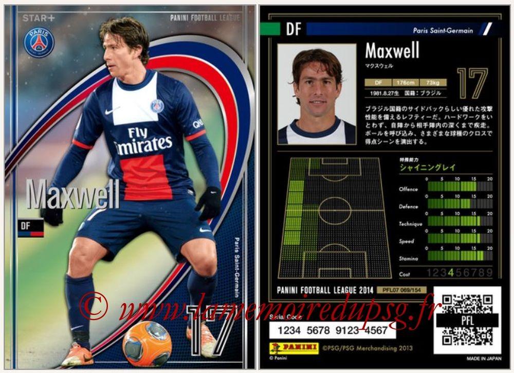 N° 069 - MAXWELL (Star +)