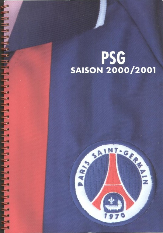 2000/2001 Season