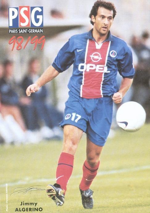 ALGERINO Jimmy  98-99