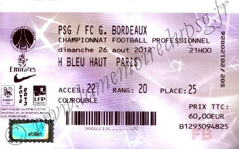 2012-08-26  PSG-Bordeaux (3ème L1, Billetel)