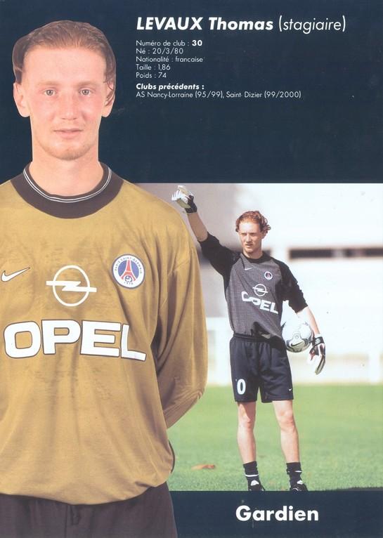 2000-01 - LEVAUX Thomas
