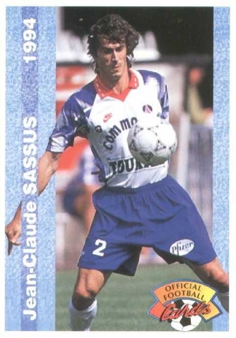 N° 104 - Jean-Luc SASSUS (Recto)