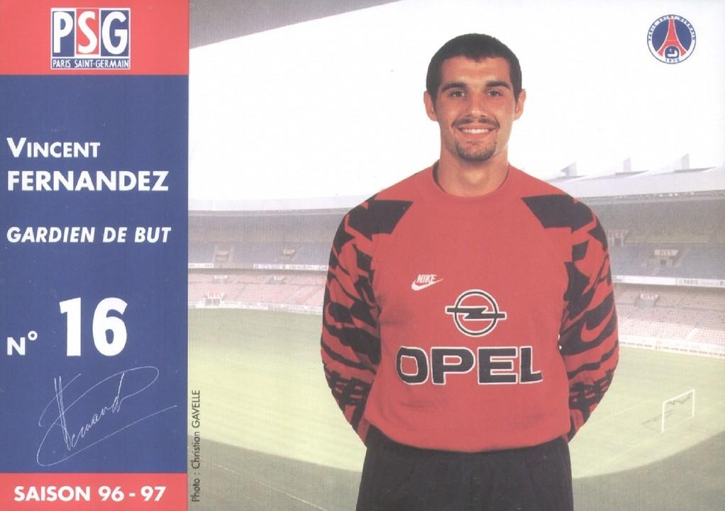 FERNANDEZ Vincent  96-97