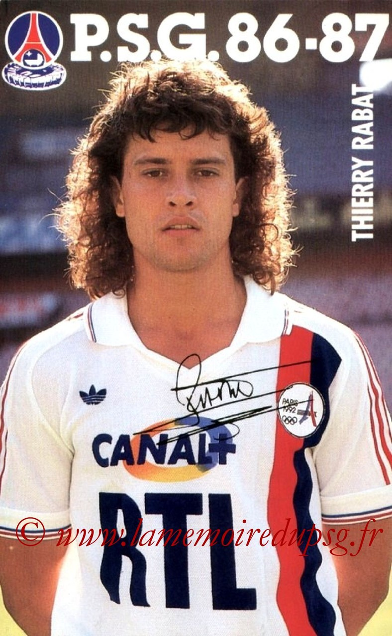 RABAT Thierry  86-87