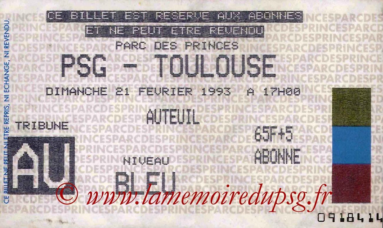 1993-02-21  PSG-Toulouse (26ème D1)