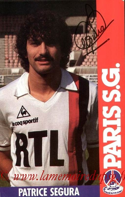 SEGURA Patrice  84-85