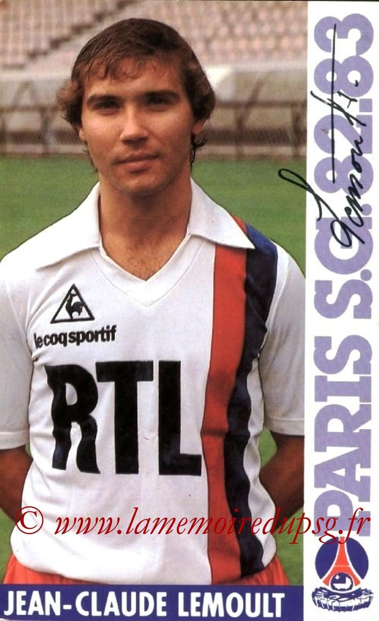 LEMOULT Jean-Claude  82-83