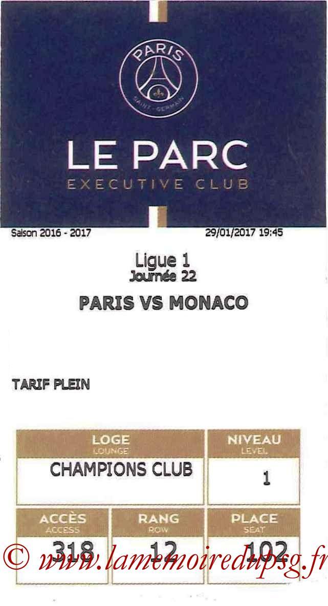 2017-01-29  PSG-Monaco (22ème L1, E-ticket Executive Club)