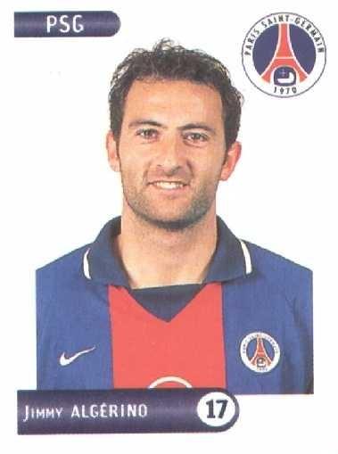 N° 214 - Jimmy ALGERINO