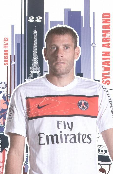 ARMAND Sylvain  11-12