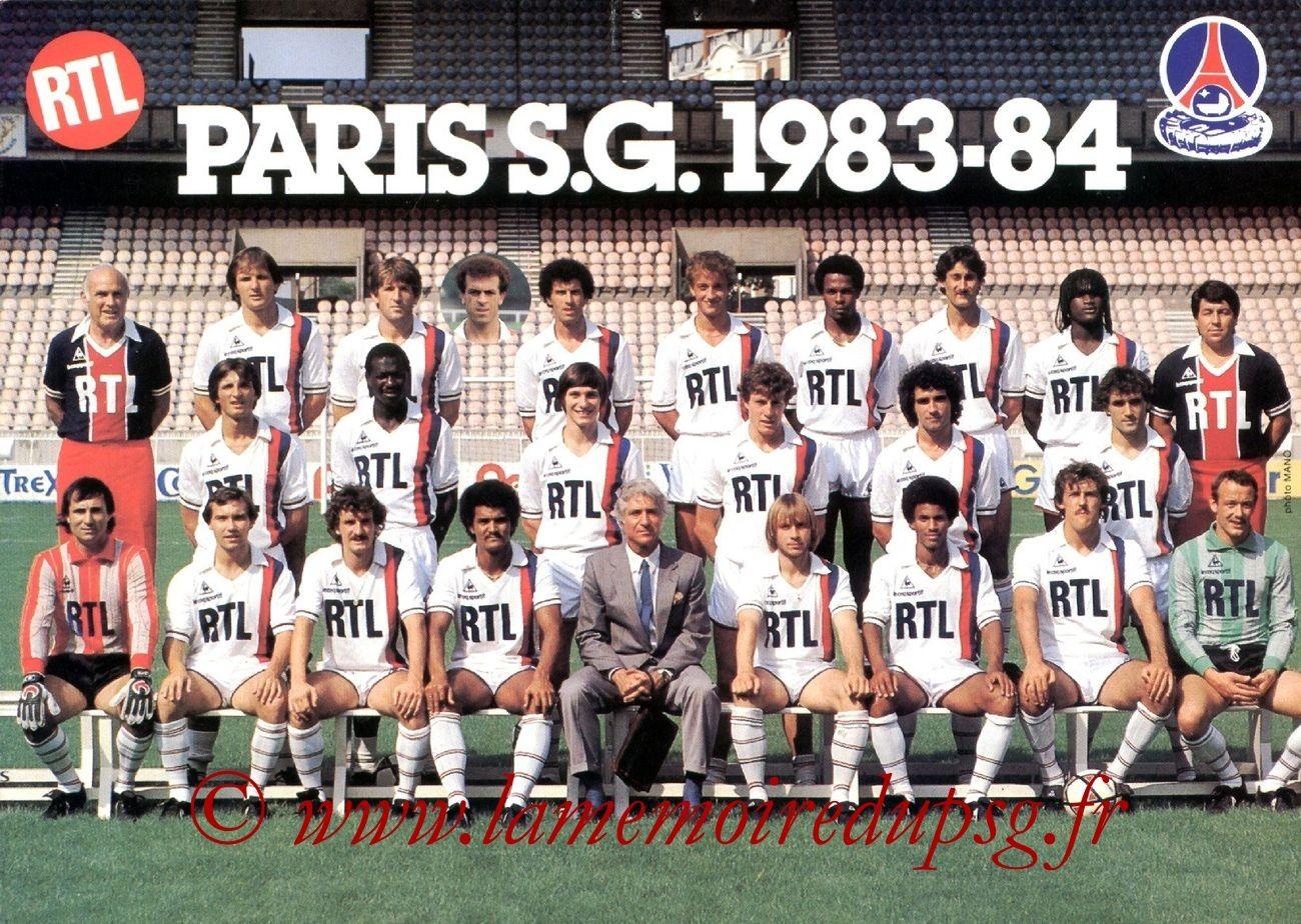 PSG  83-84