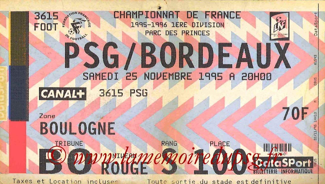 1995-11-25  PSG-Bordeaux (19ème D1)