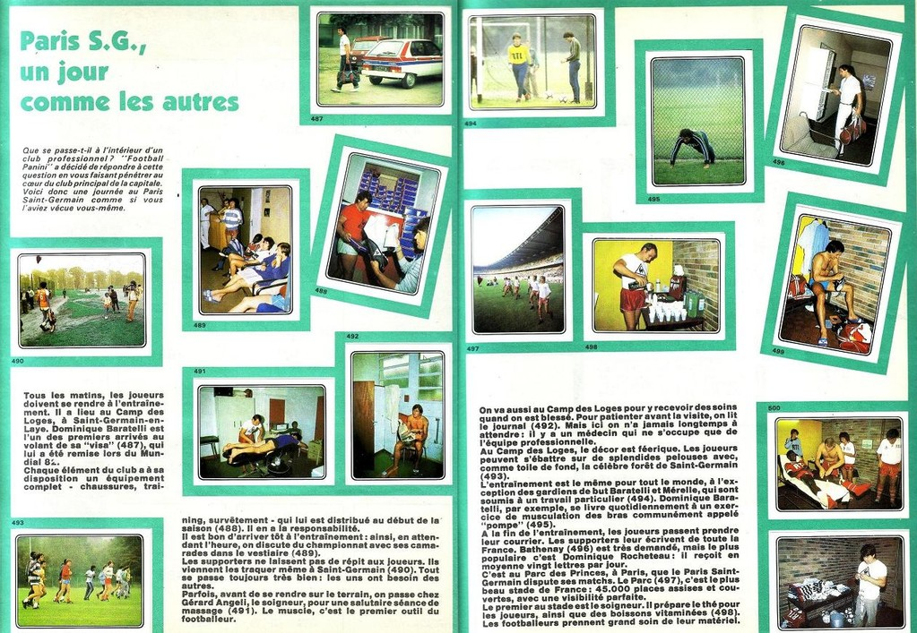 Pages 60 et 61