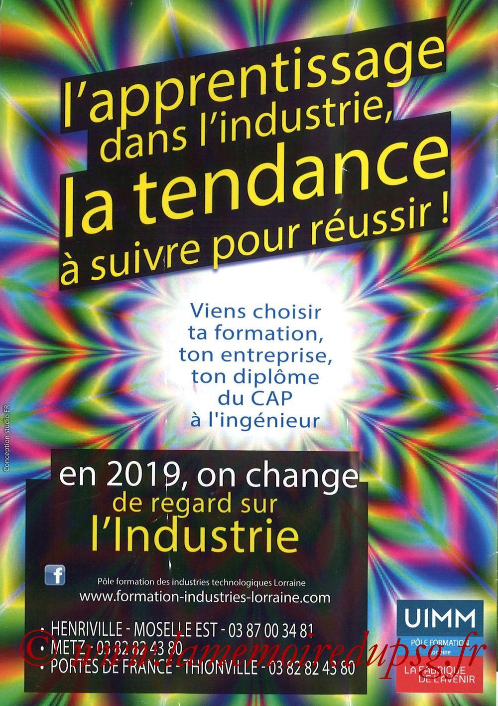 2019-08-30  Metz-PSG (4ème L1, La Gazette de Saint-Symph') - Page 20
