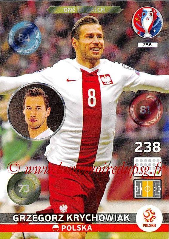 N° 256 - Grzegorz KRYCHOWIAK (2016, Pologne > 2016-??, PSG) (One to Watch)